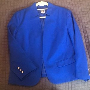 Anne Klein 3/4 Sleeve Jacket